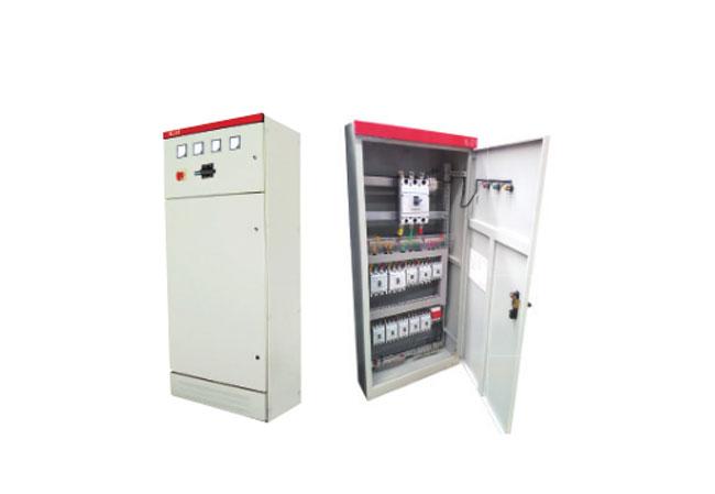 动力配电箱(低压成套开关设备) XL-21