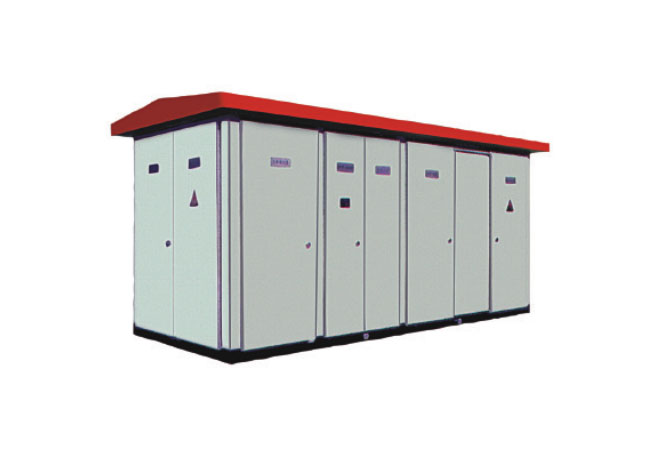 高压/低压预装式变电站 YBM-12/0.4-630