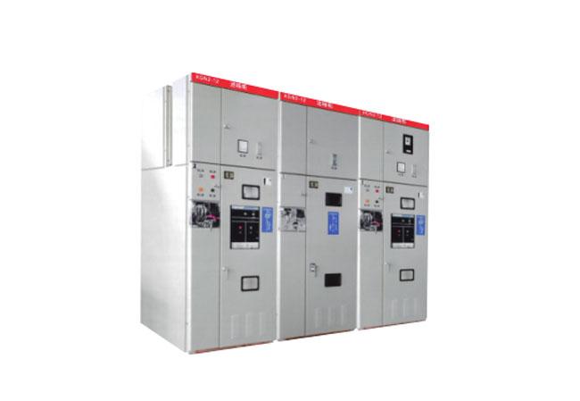 箱型固定式交流金属封闭开关设备 XGN15-12(F)/T630-20
