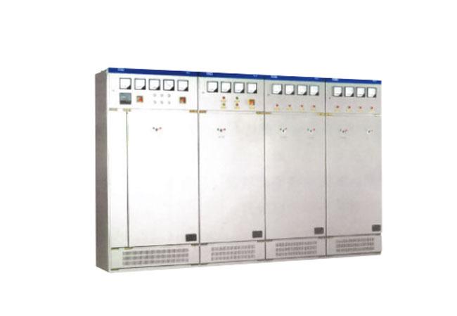 低压配电柜(低压成套开关设备) GGD2