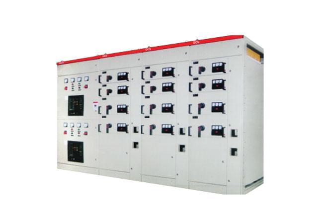 抽出式开关柜(低压成套开关设备) GCS